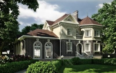 Строительство загородных частных домов